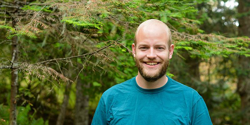 Activities Coordinator Travis Young