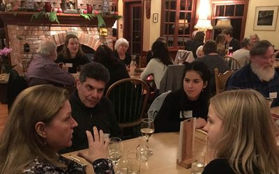 Breaking Bread as a Community at Glenrosa Farm Restaurant