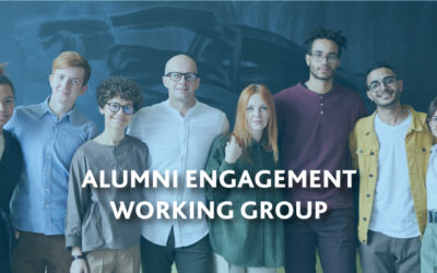 Amid social distancing, diverse crew of alumni helps lead the way to strengthening ties with Pearson