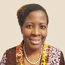 Dr. Yewande Awe (YR 10/1985)