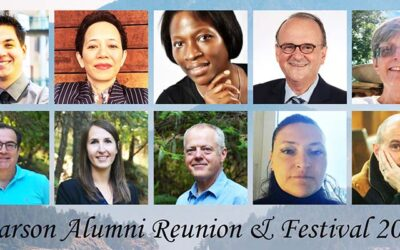 """First-ever Alumni-powered Virtual Reunion and Festival a """"Screening"""" Success"""