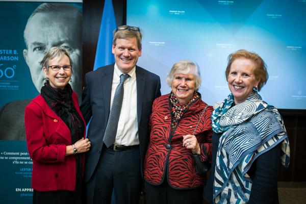 Pearson College - Nobel Peace Prize 60th Anniversary