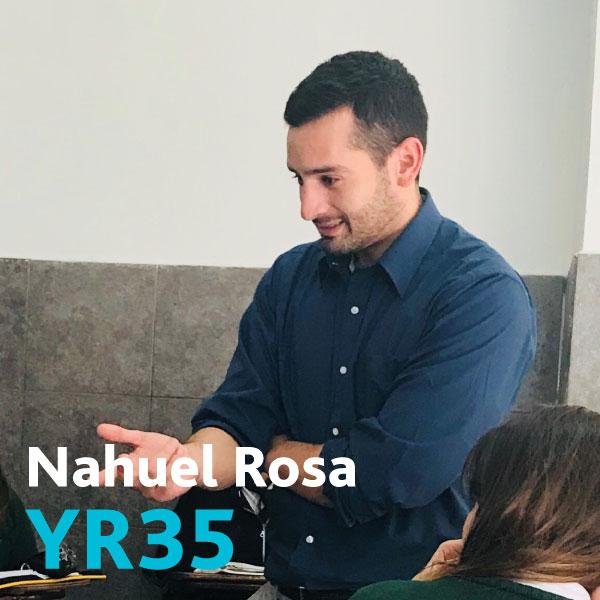 Nahuel Rosa – How I found Myself