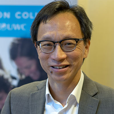 Yuen Pau Woo (Year 6/1981)