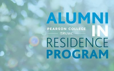 Alumni-in-Residence Initiative Begins Its Third Year