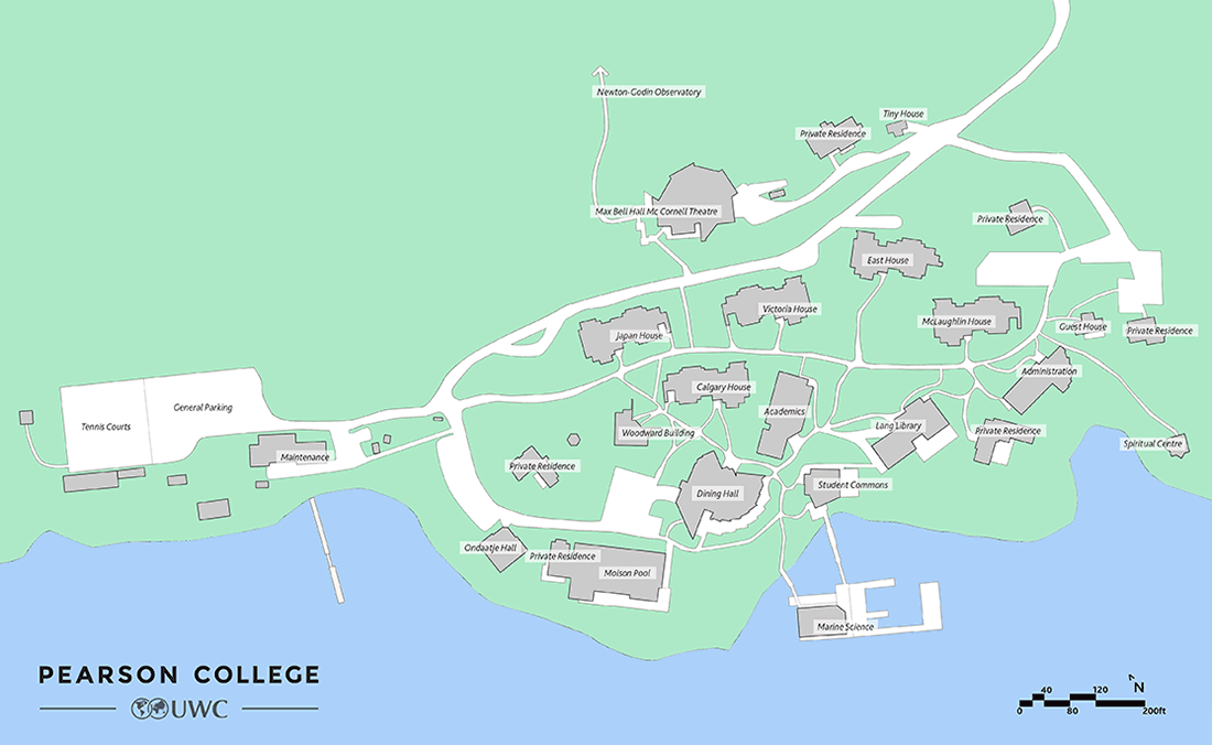 campus-map-1100px | Pearson College UWC on mission college map, mississippi college map, central college map, ri college map, hartnell college map, waterloo college map, elca college map, university of toronto college map, landmark college map, midland college map, merritt college map, california college map, college of the desert map, modesto jr college map, richmond college map, college of the canyons map, hope college map, delta college map, ct college map, canada home,