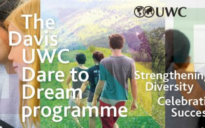Davis-UWC Dare to Dream Programme announced