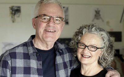 Alumni make an impact through personal example | Dave and Jane's legacy story
