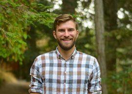 Meet Evan, our first Pearson Fellow!